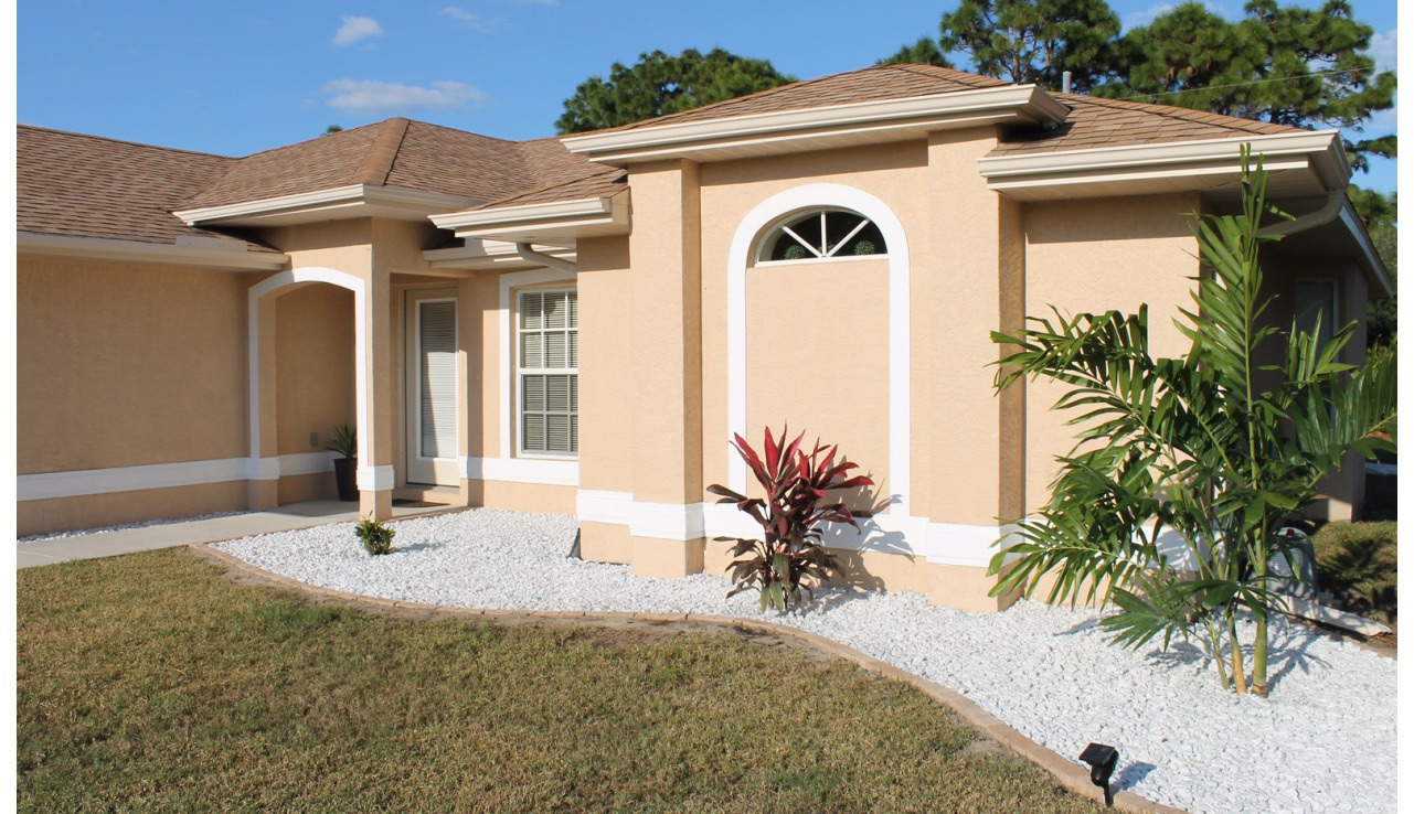 Das Florida Haus - Das Haus